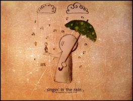 Singin' in the rain by maybe55
