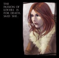 Lily: The passion of lovers by Pojypojy
