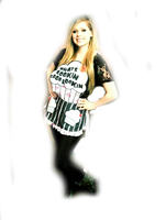 Avril png by CvetkovicK