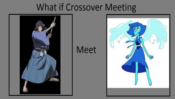 Crossover Meme:Goemon meets Lapis Lazuli by TandP