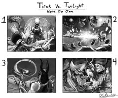 [CLOSED] Tirek Vs Twilight by Tsitra360