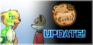 CROSSOVER! Foxy Flavored Cookie by StarWarriors