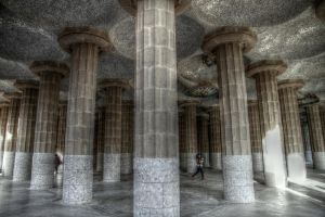 Guell thicket by akseiya