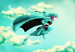 Leaping Star-thief by Nekioka