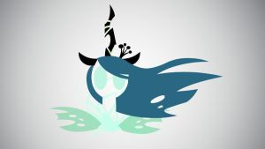 Chrysalis Minimalistic Wallpaper by Juakakoki