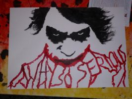 Why so serious? by Lopaki