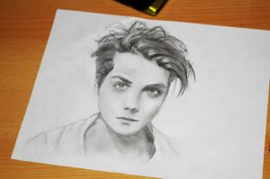 Gerard Way by bread-vision