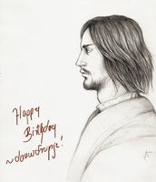 Birthday gift Cesare by Zsoszy
