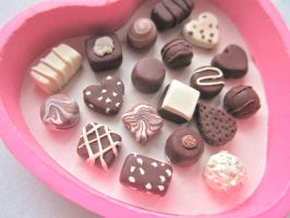 Mini Chocolates 2 by AGTCT