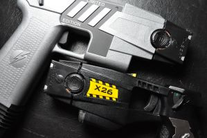 Taser M26 Limited Edition and X26 by ComradeSniper