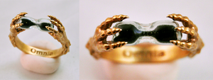 Moira ring in brass by kerinewton