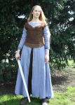 """Eowyn """"Kicking Orc Outfit"""" 2 by Lady--Eowyn"""