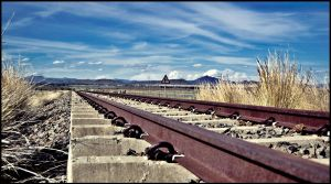Closed down Railroad by 3hanphoto