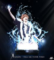 TaeMin - Tell me your wish by BiLyBao