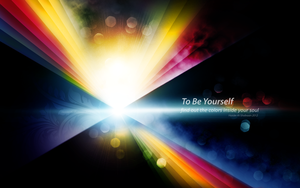 To Be Yourself by haiderm3