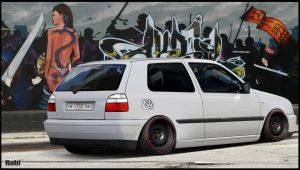 golf mk3 by RibaDesign
