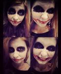Joker Make Up by Kresli