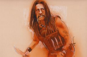 MACHETE by carloesse