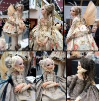 Doll Fair 2014 - Faery Princesses by Til-Til