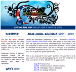 QMMSOC Newsletter 3 by Adila