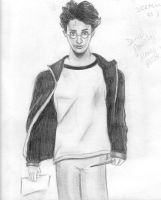 Harry James Potter by MissCosettePontmercy