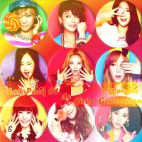 Photopack #1 de Girls Generation by JoseCr97