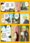Narusaku Doujinshi After The War P2 By Ladygt CLRD by Sanin2