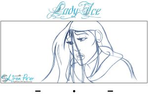 Lady Ice - Mom Rough 06 by LPDisney