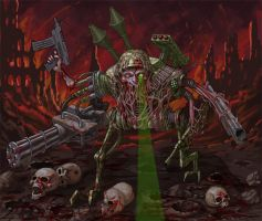 The Amityville Project: Phobos - 'Hoplophobia' by Xeeming