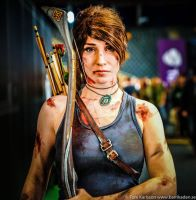 Rise of the Tomb Raider by LauraCraftCosplay