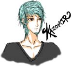 Sketch Trade: Kazomir by kurimuson