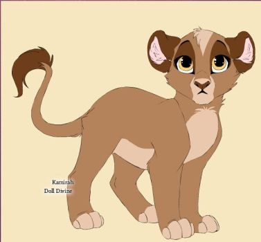 adoptable cub 2 by Wolvergirl