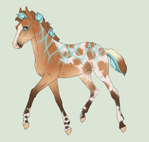 4797 Foal Design by zhalia-moon
