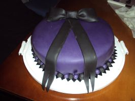 Gothic Birthdaycake by Virvatulia