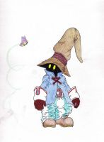 Vivi FF9 by THEMIGHTYROXASBEAST