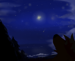 OLD [34] Stars by RedRoronoa