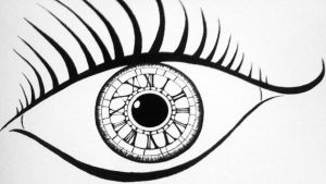 Clock Eye by BlakSkull