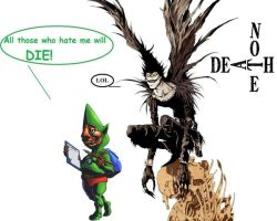 Tingle Note by Nisshoke