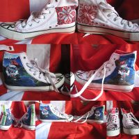 NorDen Chucks by Miagola