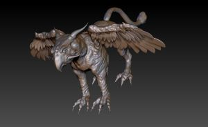 gryphon2 by Milish