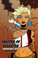 Master of Disaster 2014 by MyHatsEatPeople