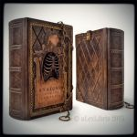 Anatomy book... by alexlibris999