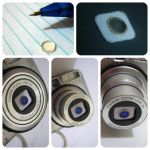 DIY Macro With CD-ROM Optic by momentoes