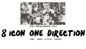 +8 One direction icon by iohdrop2