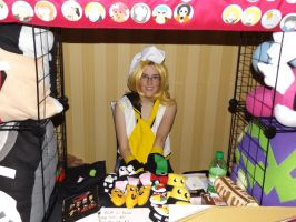 Go Daiko-Con 2014 Artist Alley 01 by little-red-thief