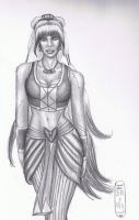 Another Atlantian Woman by MyWorld1