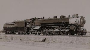 Union Pacific 4-8-2 no. 7865 by PRR8157