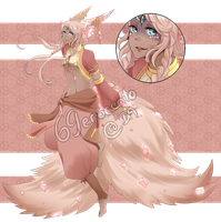Kysta 04 || [CLOSED] [ADOPT AUCTION] by 69Erocento