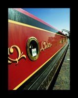 narrowboat by damo3sp