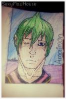 Amaimon - Commission - ACEO by SexyMadHouse